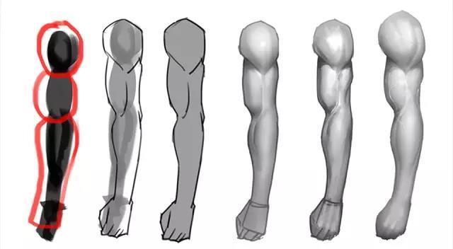 完整足部骨骼结构图