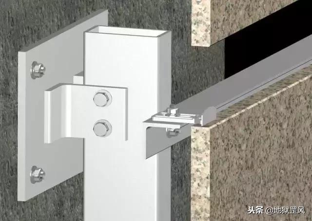 背栓式石材幕墙规范