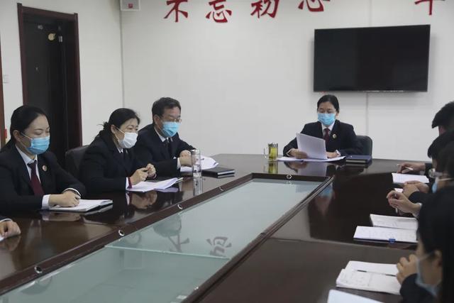 【检察长谈】何俊乔:发挥党建引领作用 保障疫情期间工作开展