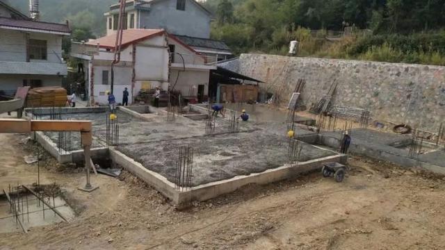 「干货」自建房施工必看系列:主体施工