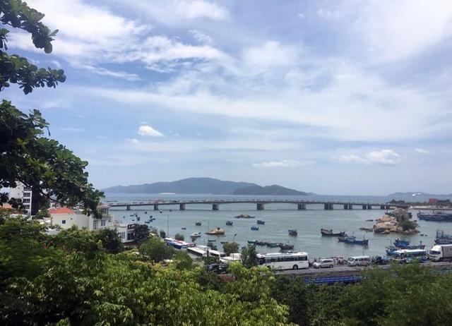 最好的正宗越南芽庄风景图片