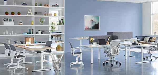 办公空间布局,定制配套办公家具