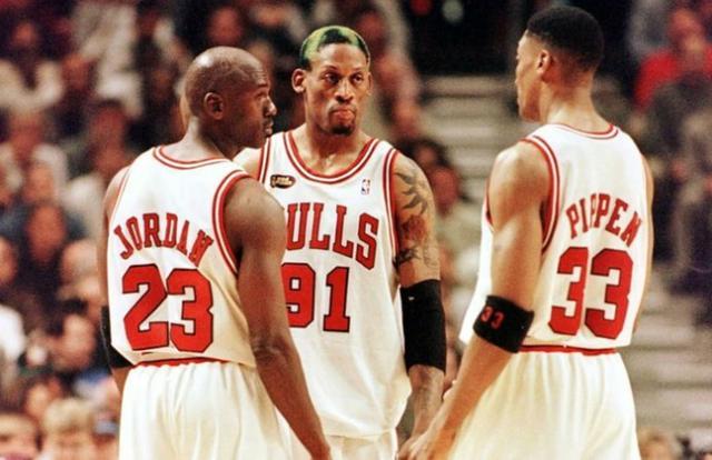 前NBA球員解析喬丹為何無法8連冠:無Grant無Rodman,喬丹照樣也是輸!