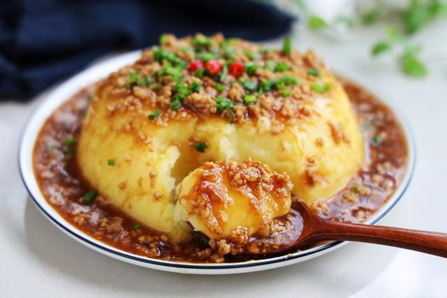 自从学会土豆这个吃法,我家隔天就做,每次孩子都抢着吃!太香了