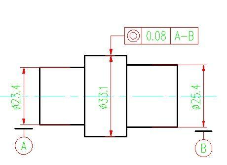 平面度测量方法图解