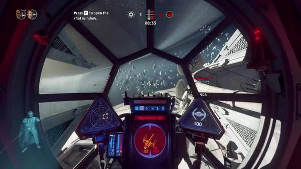 EA《星球大战:战机中队》实机演示 太空机师激战星海