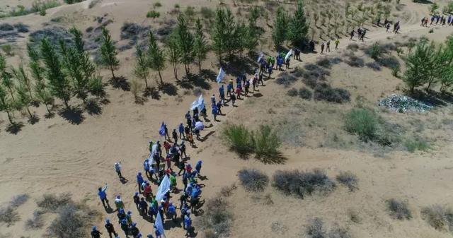 我国植树造林成正果:第一个沙漠即将消失,却引来外国人非议?