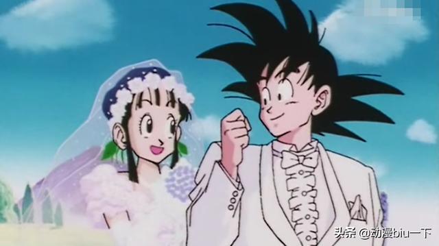 龙珠:孙悟空和琪琪在一起幸福,还是和布玛在一起更幸福?