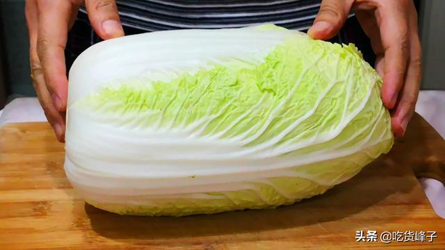 大白菜彩铅步骤