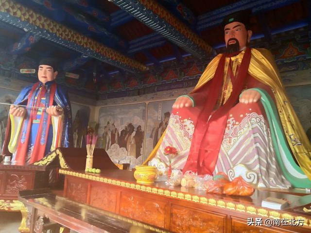 西安都城隍庙
