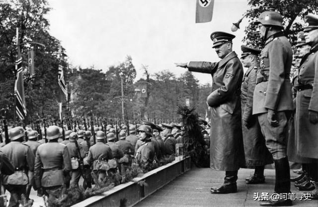 希特勒的这段经历,让他大腿受伤双眼失明,也成为他日后崛起基石