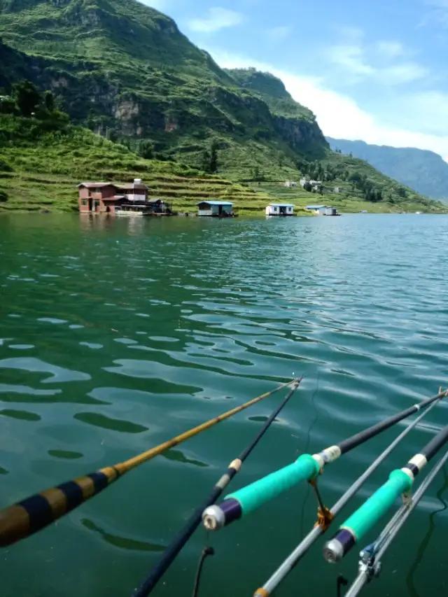 钓鱼技巧,方法