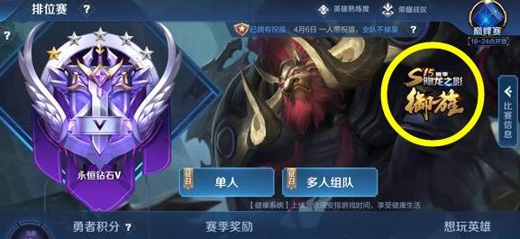 王者荣耀赛季皮肤-百科