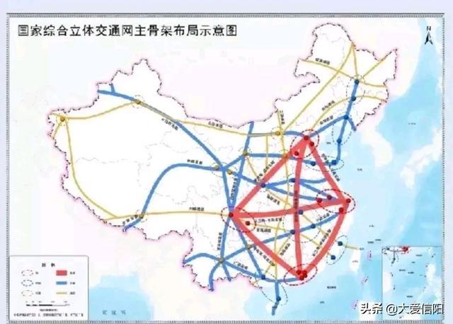 京九高铁聊城段线路图