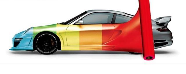 汽车贴膜改色算非法改装吗