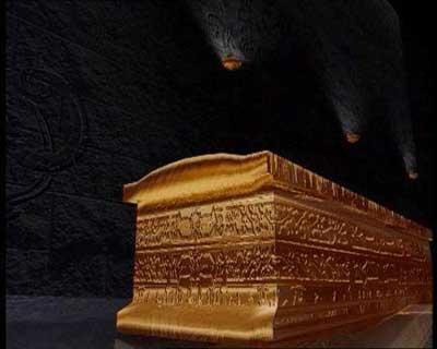 民间传说秦始皇死后睡在水银河里,是真的吗?