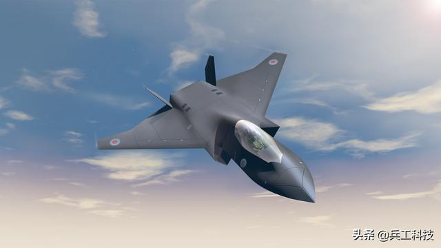 集齐全球最强7大军工巨头之力,英国六代机看来要玩真的了