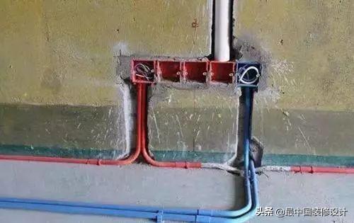 宾馆水电安装图纸