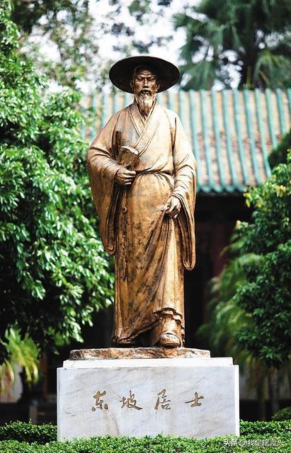文言文,诗词以外苏东坡最著名的一篇惊世文言文《留侯论》