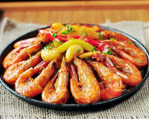 红烧大虾(菜谱附带图片具体做法) - 豆丁网