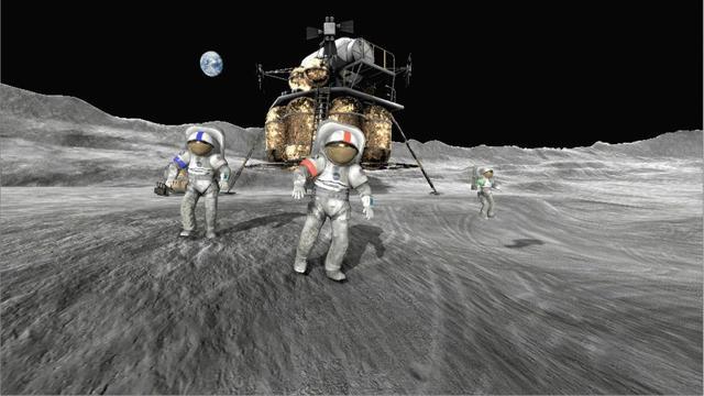 月球比任何人预想的都要复杂,它并不像许多科学家相信的那样