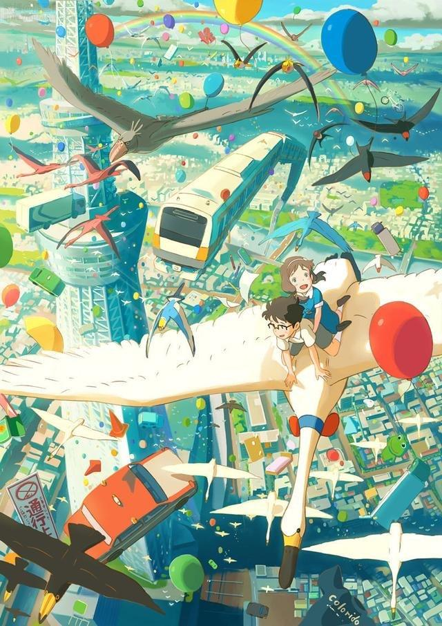 宫崎骏唯美高清图片