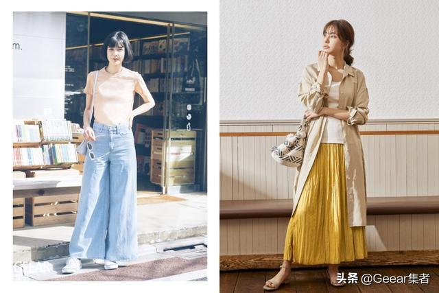 穿出透明系气质:这个夏天,日本女生不能缺少的3样优衣库单品