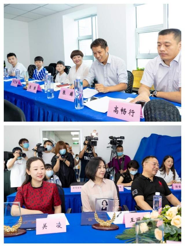 中国电视剧制作产业协会少年儿童工作委员会成立大会暨新闻发布会