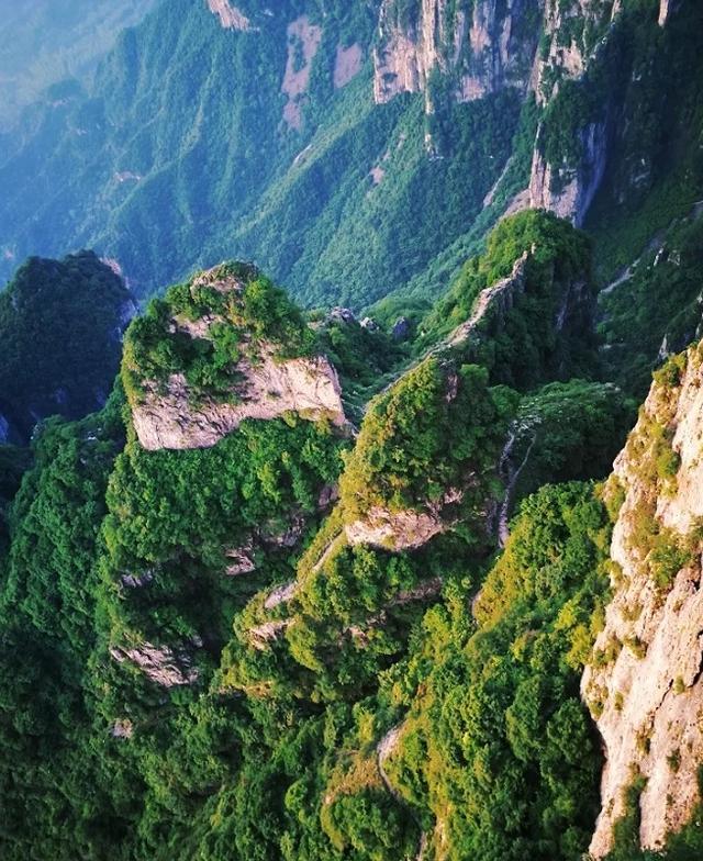 山西最美景点,你有打卡过几个?