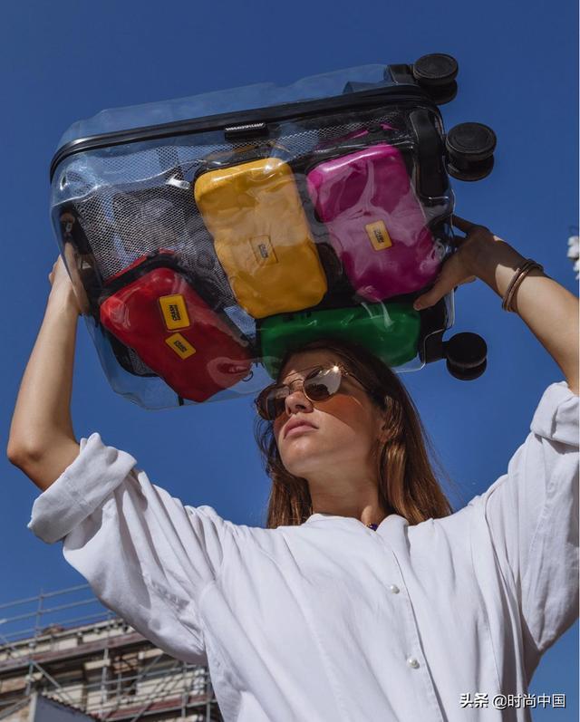 毕业旅行的出行计划提上日程,旅行箱找出来了吗?