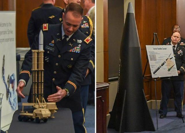 """这次特朗普没说谎,五角大楼承认了,""""17倍音速导弹""""确实存在"""