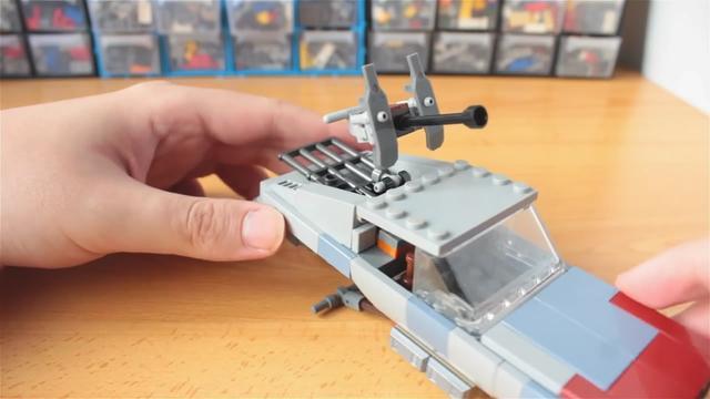 塑料积木玩具拼装图