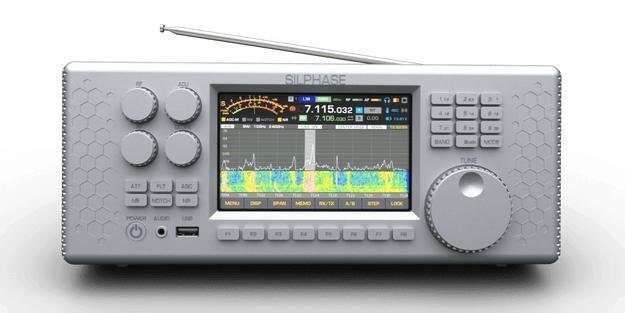 新型波兰Silphase R1 SDR接收器售价多少,镁合金机身+4个扬声器