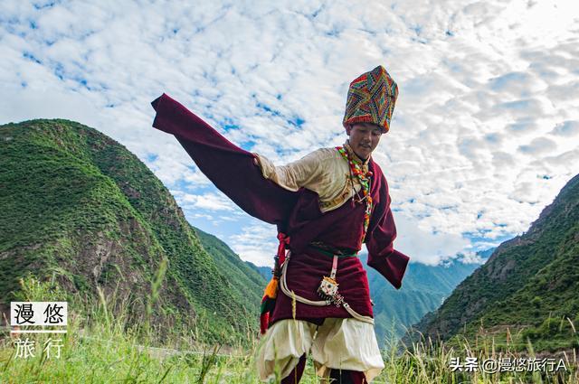 西藏和平解放图油画