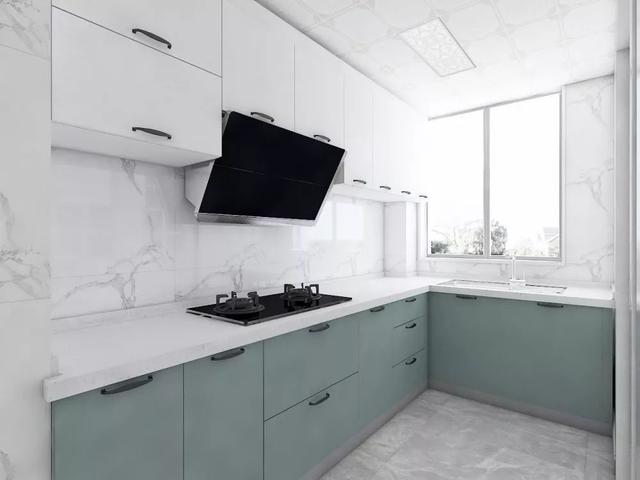 厨房这样设计,空间变大了一倍多,省下好几万