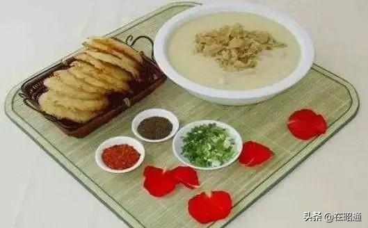 昭通油糕稀豆粉图片