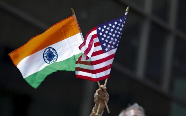 """还没当选就许诺!拜登:如果我上任,印度将成为美国""""天然伙伴"""""""