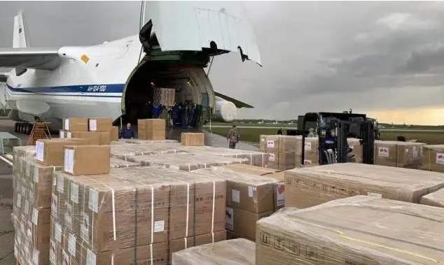 中国对俄罗斯援助了多少?俄方公布了具体数字