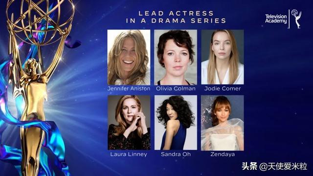 第72届艾美奖:扮演福奇的布拉德・皮特和前妻安妮斯顿同时提名