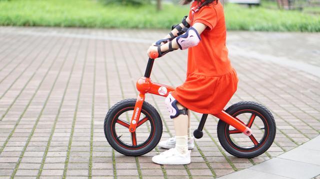 酷骑儿童平衡车:细节之中彰显品质,趣味童年必备神器
