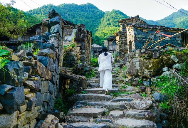 """浙江被""""遗忘""""的古村落,恍若世外桃源,门票0元却几乎没有游客"""