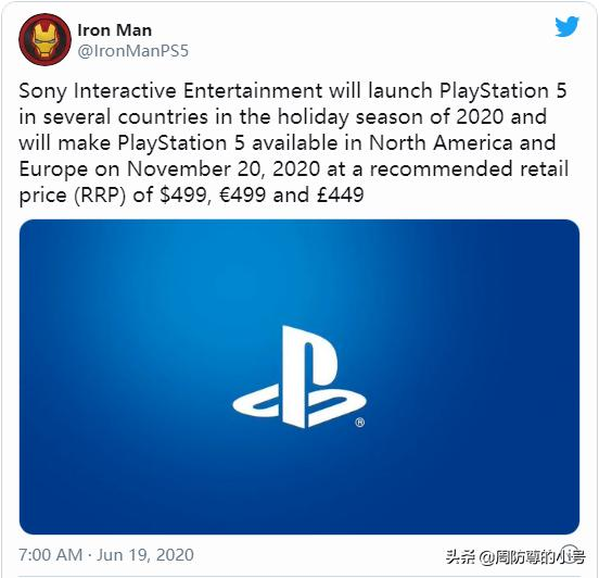 索尼全家桶套PS5设备需要多少钱,这价格就没必要买华为苹果了?