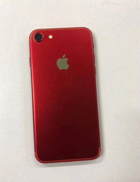 苹果卖不动了?红色苹果7价格暴跌 128G最低仅5488