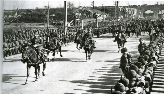 气焰嚣张的日军曾不到一年就占领半个中国,后来为何怂了?