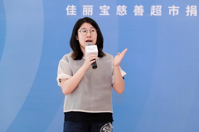"""""""传递美・延续爱"""" 佳丽宝(中国)慈善超市捐赠仪式成功举办"""