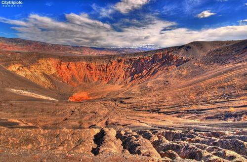 世界五大死亡谷,其中有一个在中国