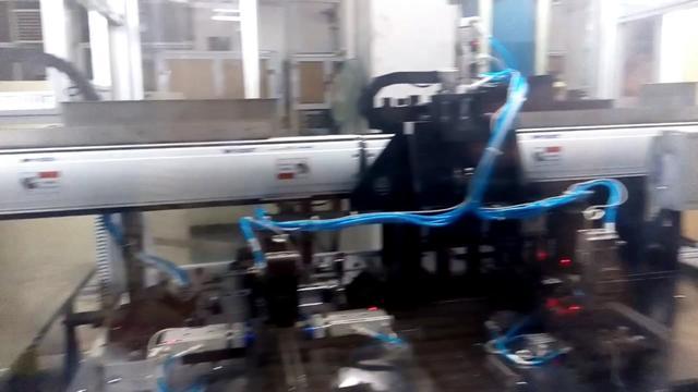 机械手气缸怎么拆解图