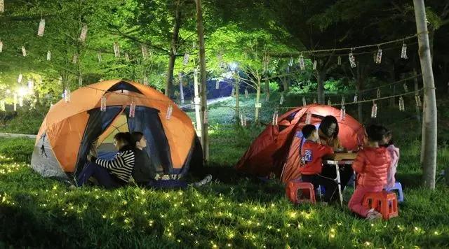 """露营生活""""拍了拍""""你,来拥抱真正的户外大自然吧"""