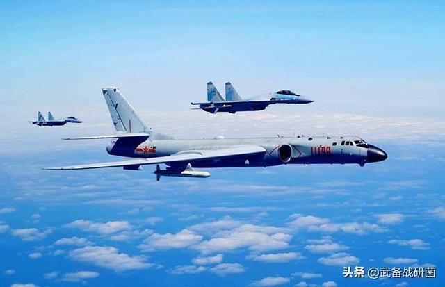 中国空军是战略空军吗?其实还差得远