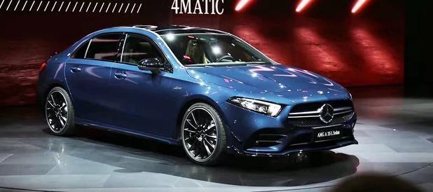 AMG放大招,推中国特供车,交由北京奔驰国产,售价将大大拉低